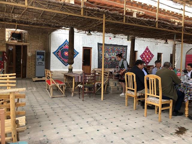 Teahouse Farrukh