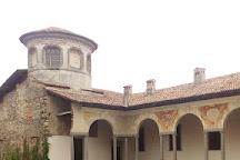 Castello Di Cavernago, Cavernago, Italy