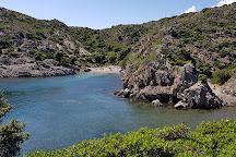 Paraje de Tudela en el Cabo de Creus, Cadaques, Spain