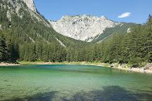Gruener See, Oberort, Austria