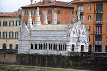 Chiesa di Santa Maria della Spina, Pisa, Italy