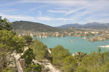 Embalse de la Rambla de Algeciras, Librilla, Spain