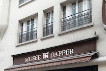 Musee Dapper, Paris, France