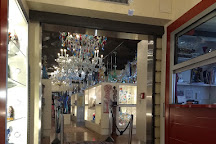 New Murano Gallery, Venice, Italy