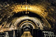 Caves Anna d' Codorniu, Sant Sadurni d'Anoia, Spain