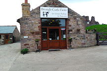 Brough Castle Ice Cream Parlour, Kirkby Stephen, United Kingdom