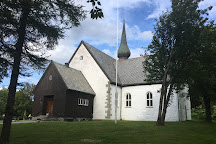 Bodin Church, Bodo, Norway