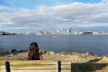 Alki Beach, Seattle, United States
