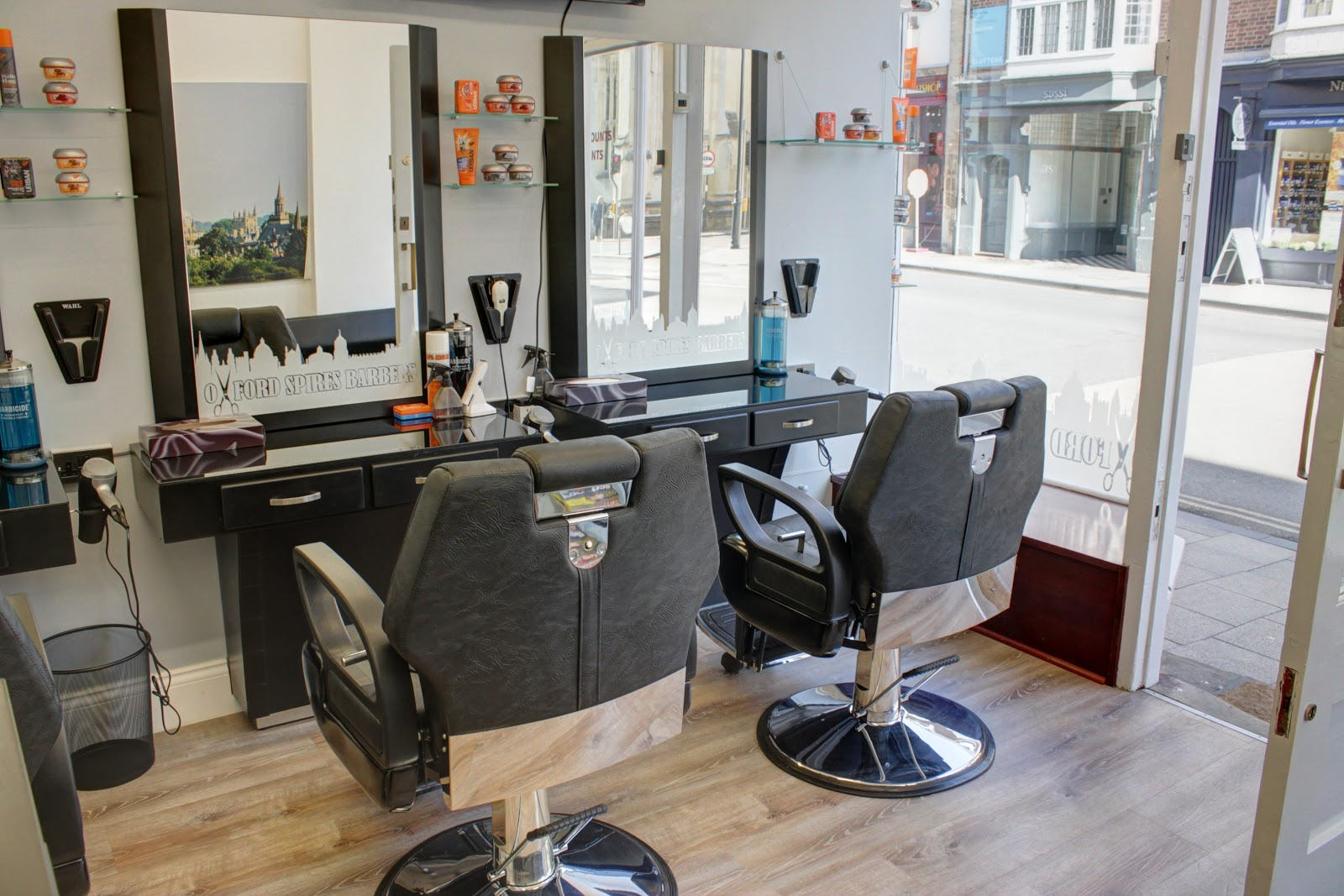Oxford Spires Barbers