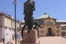 Monumento al Minero, La Union, Spain