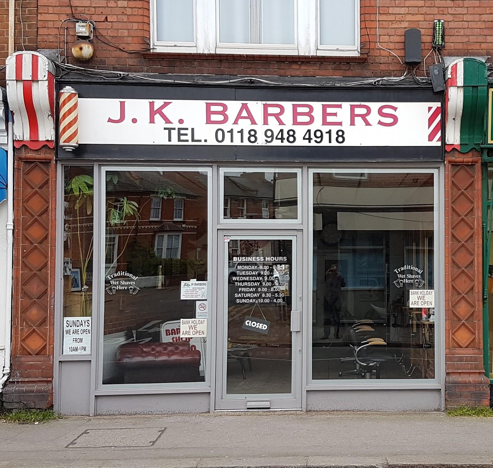 J K Barbers