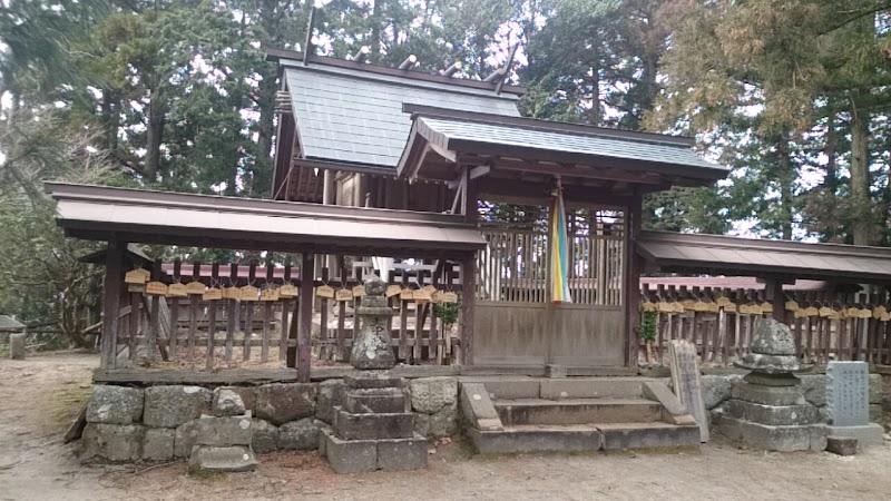 都賀那伎神社