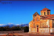 Byzantine Church of the Panagias, Agia Triada, Greece