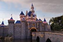 Sleeping Beauty Castle Walkthrough, Anaheim, United States