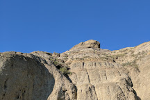 Castle Butte, Bengough, Canada