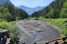 Ganglesee Lake, Malbun, Liechtenstein