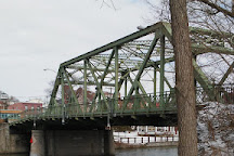It's a Wonderful Life Bridge, Seneca Falls, United States