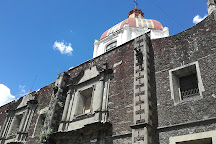 Iglesia de Santa Ines, Mexico City, Mexico