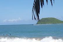 Plage Naturiste, Deshaies, Guadeloupe