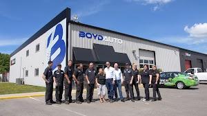 Boyd Automotive Tirecraft