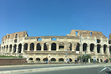 Rome's Roads, Rome, Italy