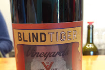 Blind Tiger Vineyards, Lake Country, Canada