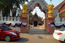 Wat Bupharam, Chiang Mai, Thailand