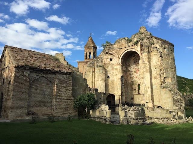 cathédrale de Ninotsminda