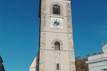 Tourist information Centre, Ptuj, Slovenia