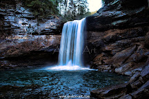 Greeter Falls, Tennessee, United States