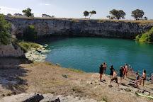 Little Blue Lake, Port MacDonnell, Australia