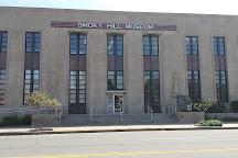 Smoky Hill Museum, Salina, United States