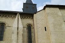 Collegiale de Candes-Saint-Martin, Candes-Saint-Martin, France