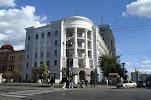 Министерство строительства Хабаровского края, улица Муравьёва-Амурского на фото Хабаровска