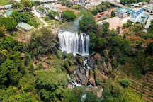 Elephant Falls, Da Lat, Vietnam