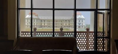Afghanistan Parliament House