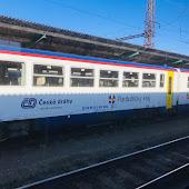 Железнодорожная станция  Pardubice Pardubicky