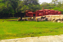 Nehru Zoological Park, Hyderabad, India