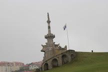 Monument to the Marques de Comillas, Comillas, Spain