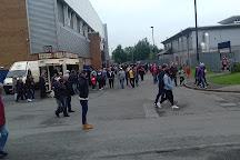 The DW Stadium, Wigan, United Kingdom