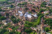 Lincoln Cathedral, Lincoln, United Kingdom