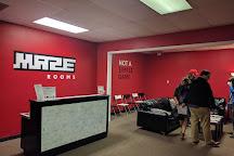 Maze Rooms Austin, Austin, United States