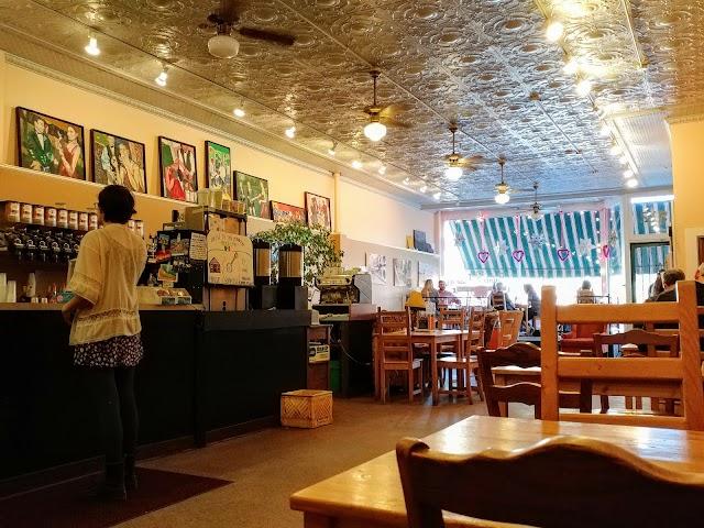 Saints Rest Coffee House