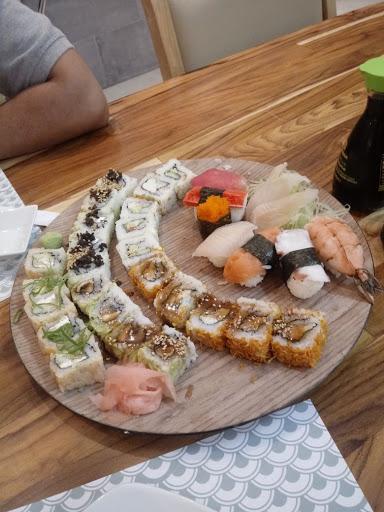 Sushi itto Metrocentro Santa Ana