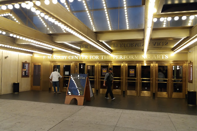 Visit F M Kirby Center For The Performing Arts On Your