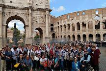 Guida di Roma, Rome, Italy