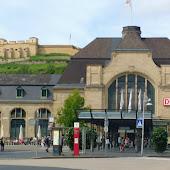 Станция  Koblenz Hbf