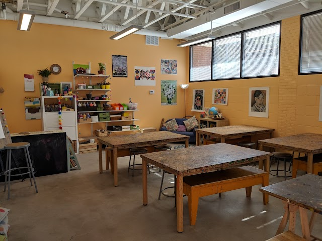 Tinker Art Studio