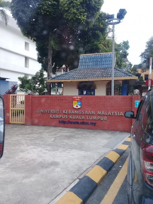 Universiti Kebangsaan Malaysia Kuala Lumpur Campus