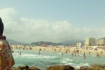 A Rapadoira Beach, Foz, Spain